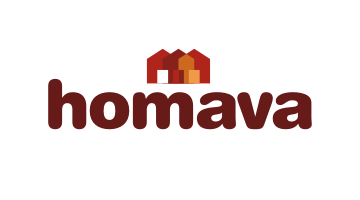 Logo for Homava.com