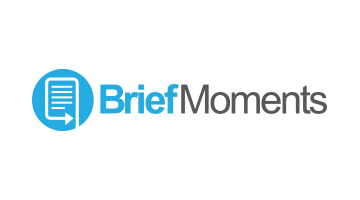Logo for Briefmoments.com