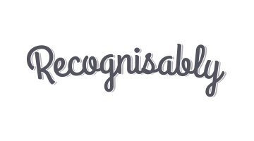 Logo for Recognisably.com