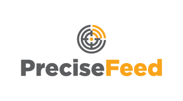 Logo for Precisefeed.com