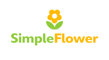Logo for Simpleflower.com