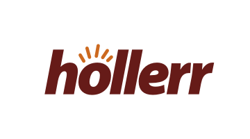 Logo for Hollerr.com