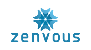 Logo for Zenvous.com