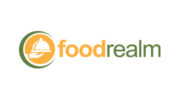 Logo for Foodrealm.com